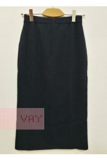 Юбка женская 5009 Фемина (Темно-синий)