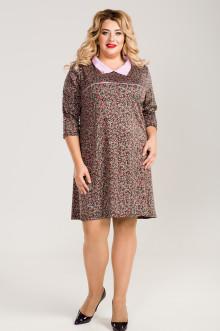 Платье 756 Luxury Plus (Сиреневый)